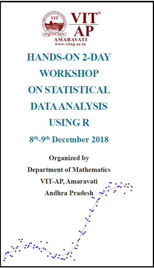 Hands-on 2-day workshop on Statistical Data Analysis using R