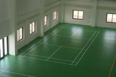 sac indoor court
