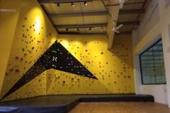 sac rock climbing area