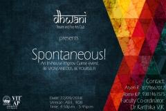 Dhwani Spontaneous