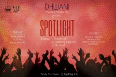 Dhwani : Spotlight Sep - 2018