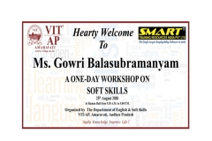 One Day Soft Skills Workshop