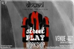 Dhwani' Street Play Workshop