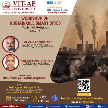 WORKSHOP ON SUSTAINABLE SMART CITIES - Day 2